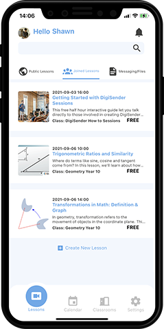 e-leaning by app